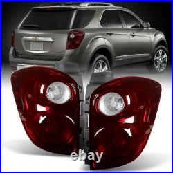 HIGH-POWER CREE BACKUP! Rear Brake Taillight Left Right 2010-2015 Chevy Equinox