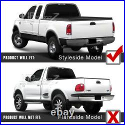 HIGH-POWER SMD BACKUP! STYLE-SIDE 97-03 Ford 150 250 RED LED G2 Tail Lights