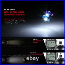 HIGH-POWER SMD REVERSE! 09-18 Dodge RAM TRON STYLE Neon Tube LED Tail Lights