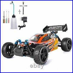 HSP RC Car 110 4WD RC Toys Two Speed Off Road Buggy High Speed Nitro Gas Power