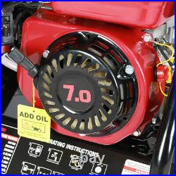 Jet Petrol High Pressure Washer Engine Cleaner 8 HP 3950PSI Power Wheel Portable