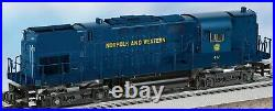 Lionel 6-28250 Norfolk & Western Non-powered High Nose Alco C-420 Mint/obs