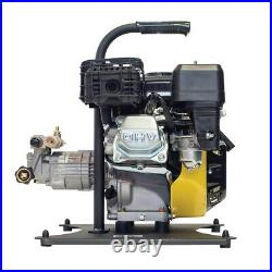 Petrol Engine Powered Portable High Pressure Jet Washer 3000PSI Waspper W3000HG