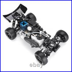 RC Car Buggy 110 Scale 4WD Nitro Powered FC18 High Speed Engine Off Road RC Car