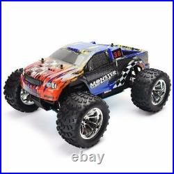 RC Truck 110 HSP Scale 4wd Two Speed Off Road High Speed Nitro Gas Power Paint