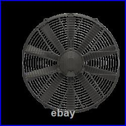 Revotec Very High Power Comex Engine Cooling Fan 14 (350mm) Puller/Suction
